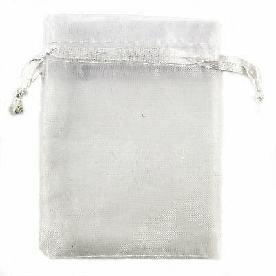 50 Jewelry Bags MIXED Organza Jewelry Wedding Party Xmas Gift Bags 7*9cm