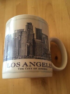 Starbucks City Mug Los Angeles