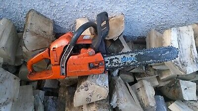 Husqvarna 346XP Chainsaw Fully serviced and new chain fitted.