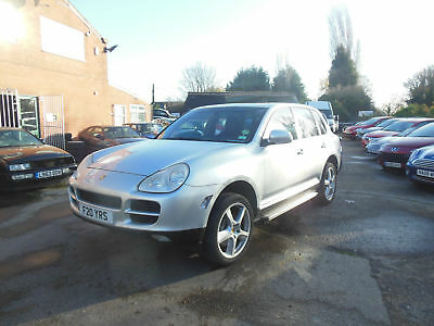 Porsche Cayenne 4.5 Tiptronic auto S Great condition SPARES AND REPAIRS NO OFFER