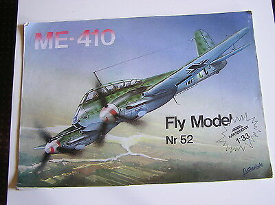 Fly Modell 1:33  A3 Me 410