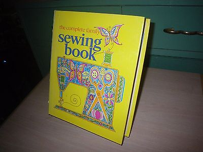 The Complete Family Sewing Book, 1972