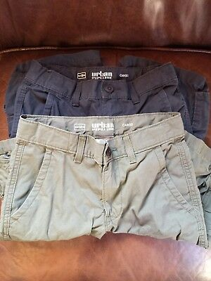 Urban Pipeline Boys Cargo Shorts LOT of 2