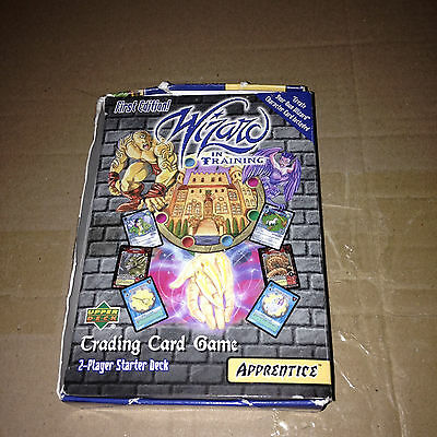Wizard in Training Trading Card Game