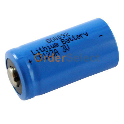 NEW OEM BG0092 BG092 CR123A Lithium Long Lasting Replacement Battery Pack HOT!