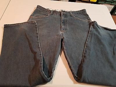 Mens Element Burley Denim Jeans, Size 33 (Like New)