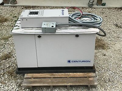10kw Centerion stand by generator Ng/Lp with transfer switch