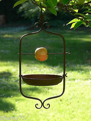 French DESIGN  BIRD FEEDER  garden cottage  NEW  lovely