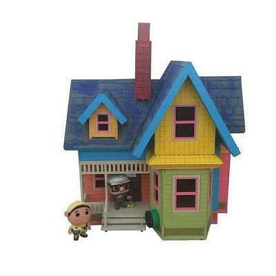 Large UP House Painted/Assembled
