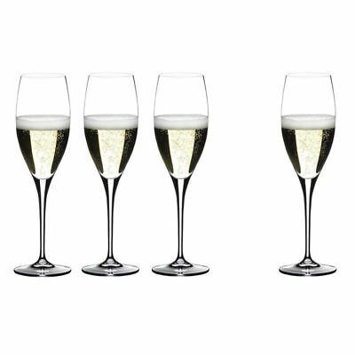 Riedel - Heart to Heart Champagne 330ml Pay 3 get 4 Pack<br>- Made in Germany