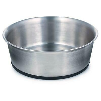 New Proselect Stainless Steel Non Slip Dog Bowls - Assorted Sizes