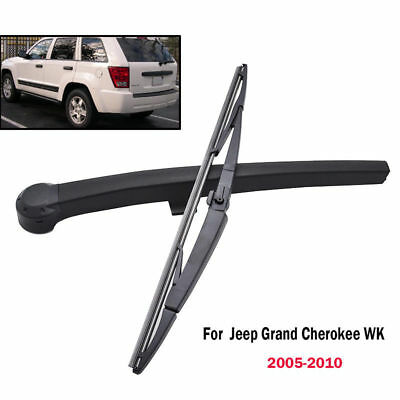 Fit For Jeep Grand Cherokee 2005 2006 2007 2008-2010 Rear Window Wiper Arm blade