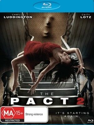 The Pact 2 (DVD BLUERAY) NEW