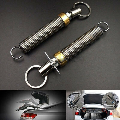 2x Adjustable Automatic Car Trunk Boot Lid Lifting Spring Device Vehicle Kit New