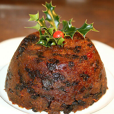 Candle Making Fragrance Oil CHRISTMAS PUDDING - 30ml bottle