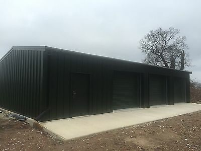 Steel Building Classic Car  Storage Commercial Industrial Garage House Shed