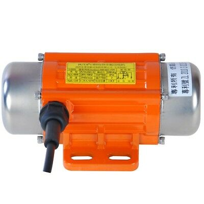 Vibration Motor AC 220V 1ph Vibrating Asynchronous Motors 30-120W Vibrator CNC