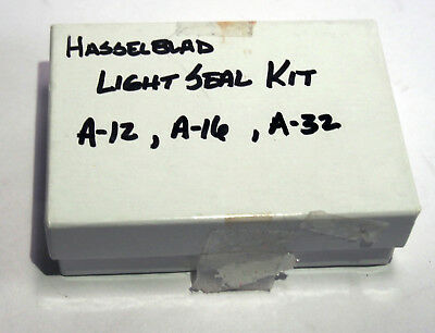 Hasselblad Light Seal Kit A12, A-16, A-32
