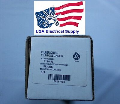 New Filter Drier Model  FIS-053