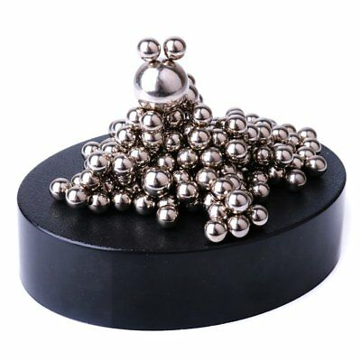 Magnetic Sculpture Desk Toy  for Development and Stress Relief  170 Balls