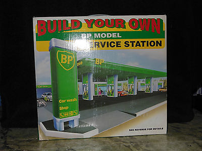 Build Your Own BP Model Service Station