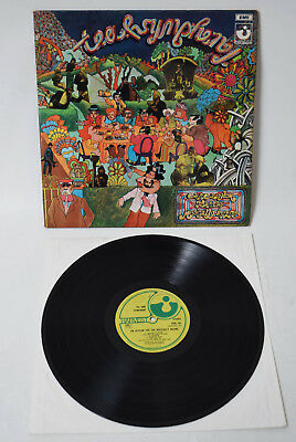 Tea And Symphony- An Asylum For The Musically Insane -Harvest UK LP 1969 SHVL761