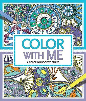 Color with Me: A Coloring Book to Share by Sterling Children's Books (Spiral...