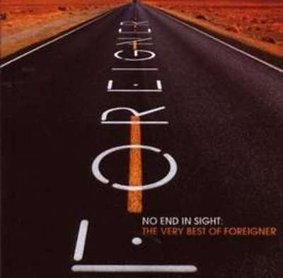 Foreigner No End In Sight The Very Best Of Foreigner Cd X 2 New