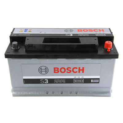 3 Years Wty Seale Bosch S3 Car Battery 12V 45Ah Type 012 400CCA OE Replacement