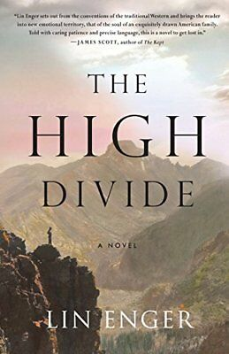 The High Divide by Lin Enger (Hardback, 2014)