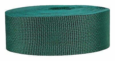 Strapworks 2 Inch Light Polypropylene Webbing Colors Waterproof 10 Yard Rolls