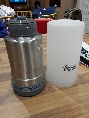 Tommee tippee bottle warmer flask