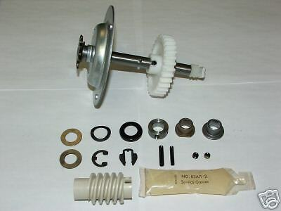 Garage Door Parts LiftMaster Gear & Sprocket Set 41C4220A Instructions Grease