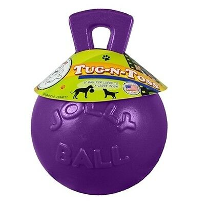 Jolly Pets Tug-N-Toss Ball for Dogs - Medium - Free Shipping