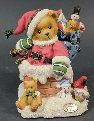 *MINT* Cherished Teddies ~ Kris - Up On The Rooftop (272140)