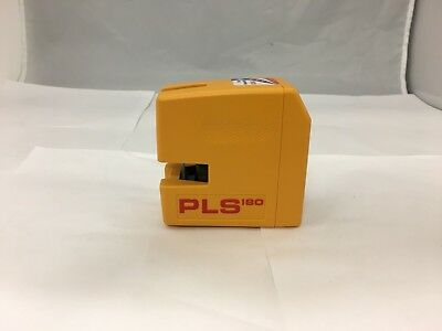 Pacific Laser Systems PLS180 red Laser Level