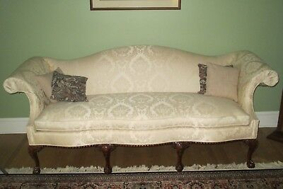 Southwood Chippendale Ball and Claw Foot Sofa