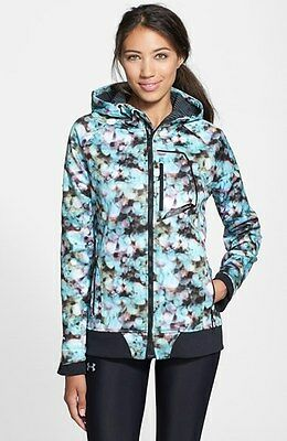 Under Armour Women S Coldgear Infrared Softershell Jacket Sz Large