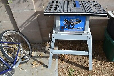 """10"""" Delta Shopmaster Bench Table Saw SM200L WITH STAND"""