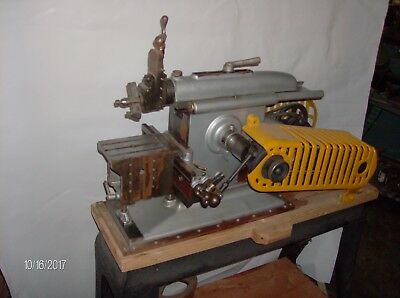 "ammco 6"" shaper machinist tool"