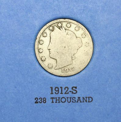 COMPLETE 33 coin Liberty V Nickel Collection, includes 1912-S, 1885, and 1886
