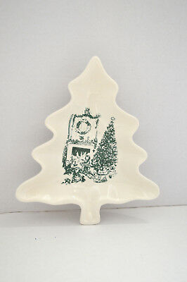 1980 Marshall Field Christmas Tree Plate