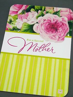 Marjolein Bastin Mother's Day Mom Card Nature's Sketchbook w/ Matching Envelope