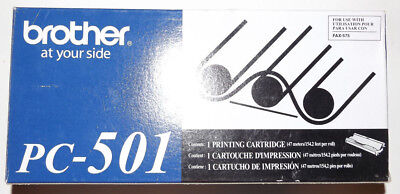 Brother pc-501 toner