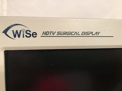 "Stryker 0240030970 WiSe 26"" HDTV Surgical Display LCD Monitor"