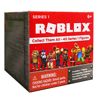 roblox 2017 blind mystery surprise cube series 2 ebay