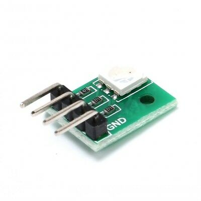 1pcs Tri-Colour 3.3V/5V RGB 5050 Super Bright LED Module Full Color for Arduino