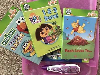 Leap Frog Tag Reader Pack