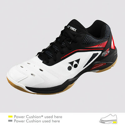 Yonex Power Cushion 65 Z (SHB-65Z) Badminton/Squash Indoor Court Shoes