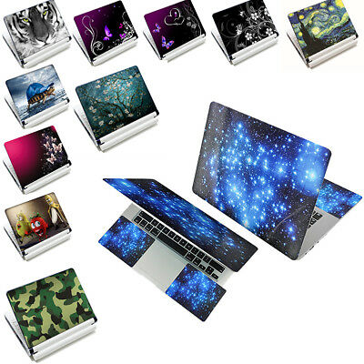 "Laptop Sticker Skin Decal Cover For 16""17""17.3""17.4"" Sony Toshiba HP Dell Acer"